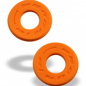 Donuts progrip (la paire) - ORANGE