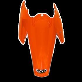 Garde-boue arrière KTM SX 04 (Coque GB+plaques) - Orange