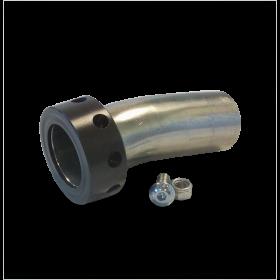 Chicane / dB-Killer / Réducteur de bruit Yoshimura pour pot RS9 USA de CRF450R 13-14