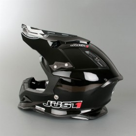 Casque Just1 J12 Solid Carbone Xxl