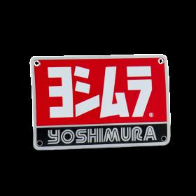 Plaque pour pot Yoshimura TRC