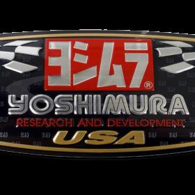 Plaque pour pot Yoshimura USA R77