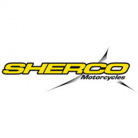 Biellette d'abaissement 25mm pour Sherco SE 250, 300, 450 et 510 2004-2016.
