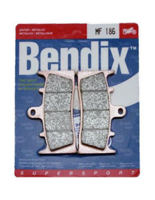 Plaquettes de frein Bendix