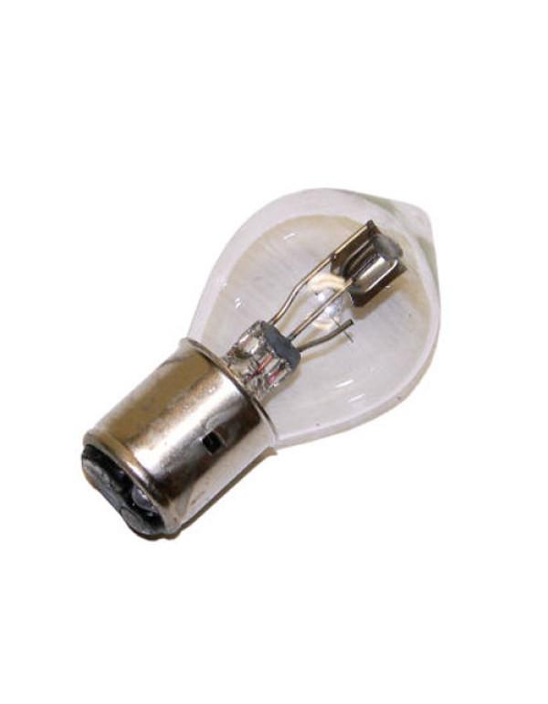 Ampoule 6V à culot BA20D