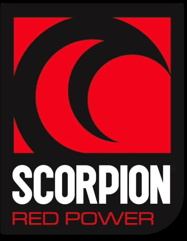 Autocollant-Scorpion-Red-Power-format-portrait-55x60mm-980223