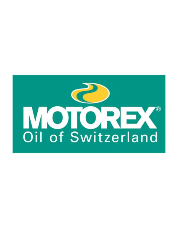 Autocollant / Sticker Motorex 24cm x 12.5cm