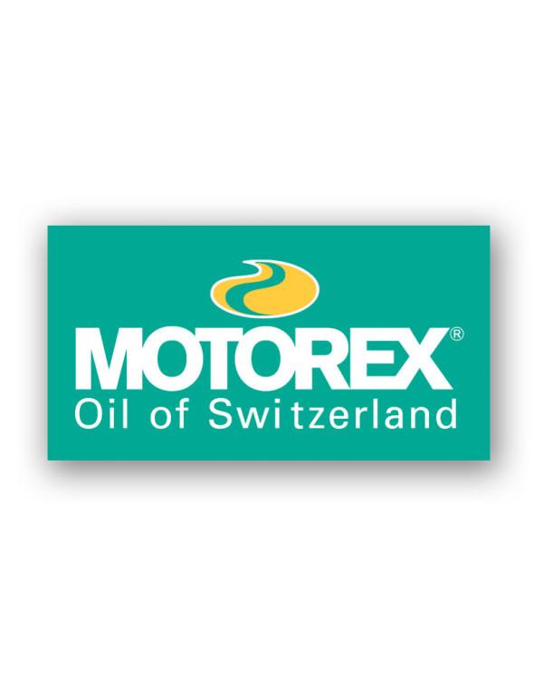Autocollants Motorex grand format