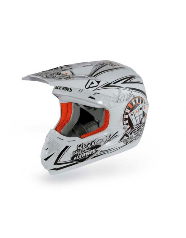 Casque enduro / cross ACERBIS Gambler