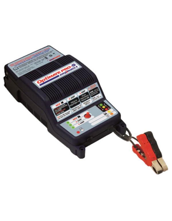 Chargeur de batterie professionnel Optimate PRO-S