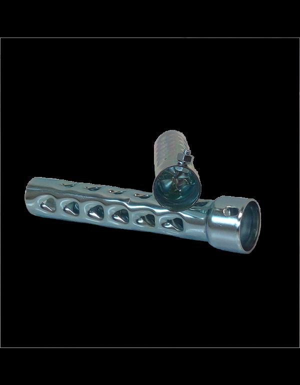 Chicane / dB Killer / Réducteur de bruit de sortie d'échappement universel