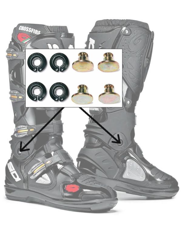 Pivote de rechange pour bottes Sidi Crossfire