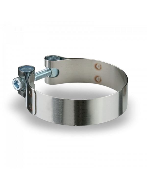 collier d'échappement inox 43 à 47mm