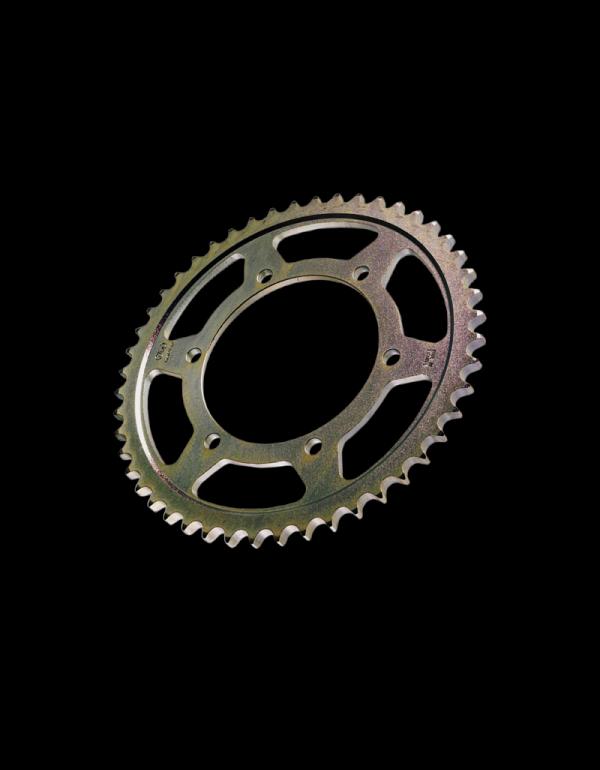 Couronne de transmission 520 AFAM acier pour KTM EXC / SX