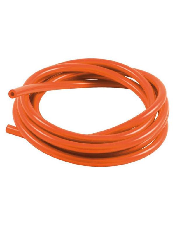 Durite / tuyau de mise à l'air souple orange