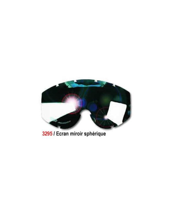 Ecran simple - Miroir - surface sphérique