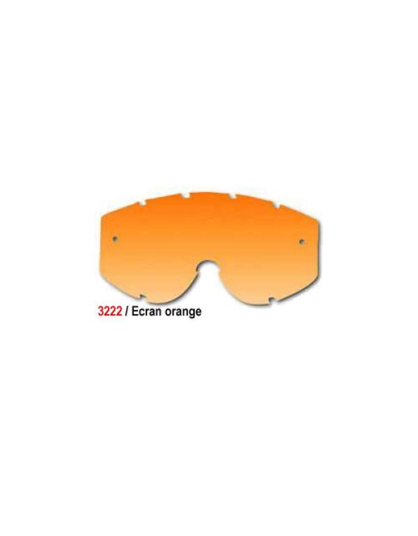Ecran simple - Orange