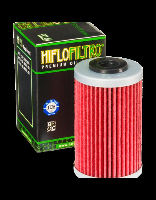 Filtre à huile Hiflofiltro HF155