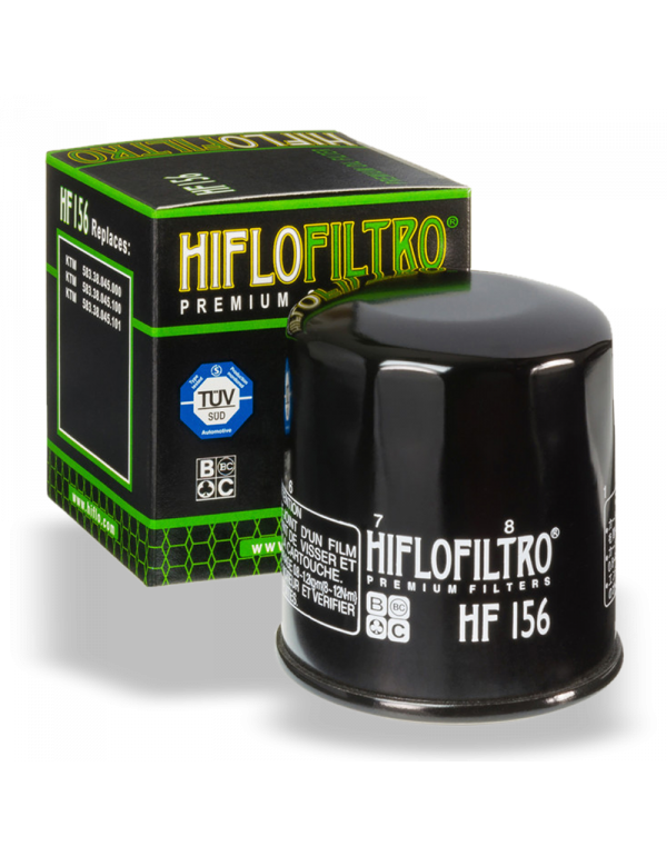 Filtre à huile Hiflofiltro HF156