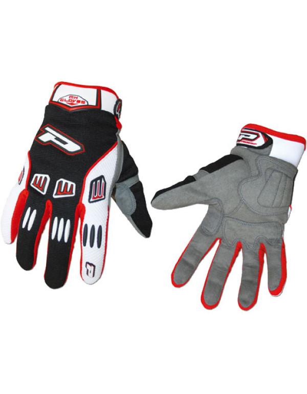 gants mx 4010 rouge taille S