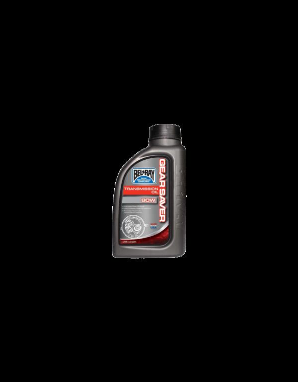 huile de boite de vitesse moto gear saver 80W