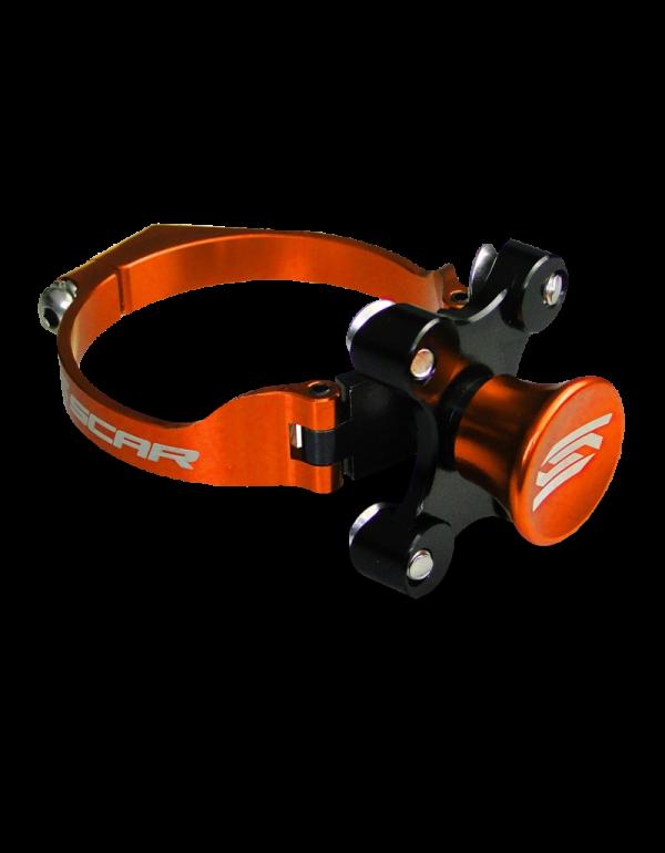 Kit départ holeshot ktm orange