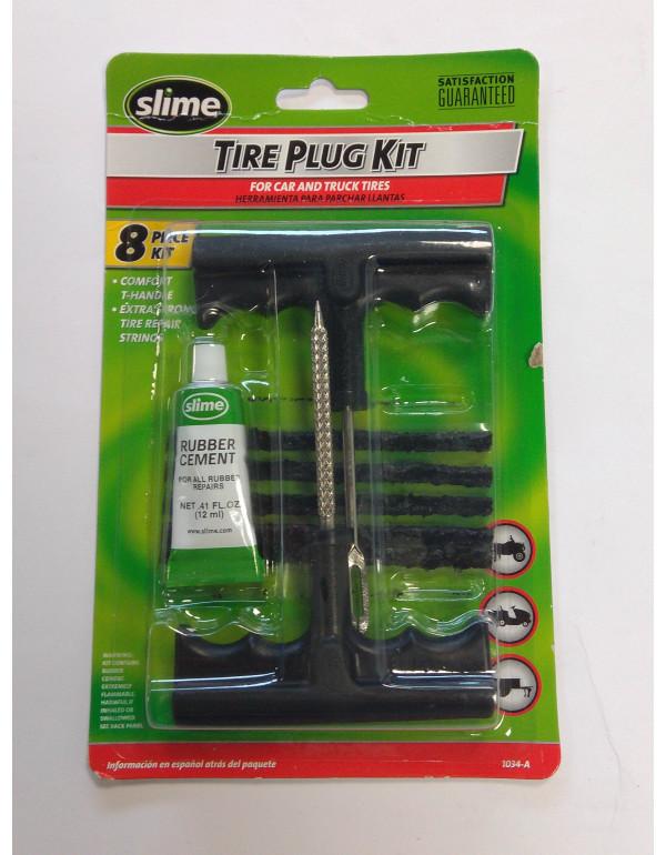 Kit de réparation pour pneu tubeless auto / moto