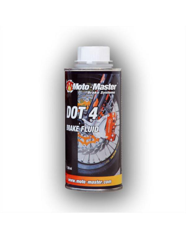 Liquide de freins Moto Master DOT 4