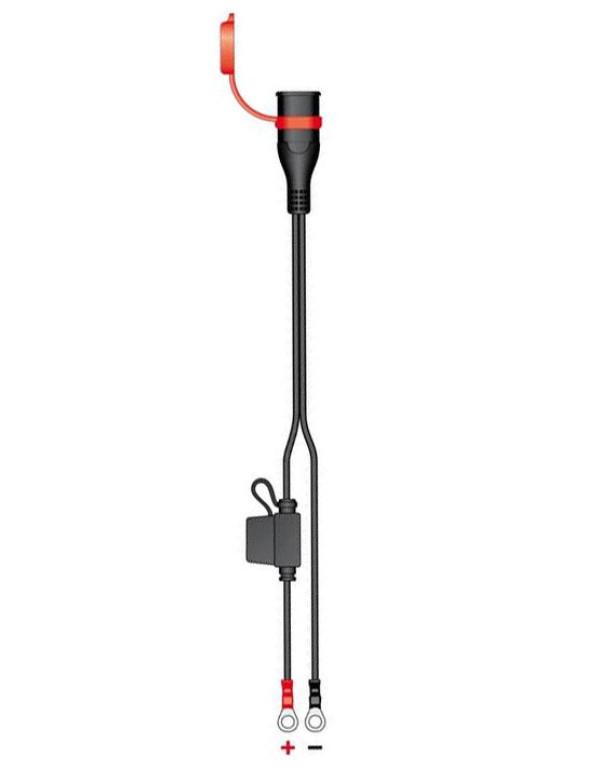 Accessoires pour chargeurs TECMATE Optimate et Accumate-Cordon batterie à demeure étanche O-11