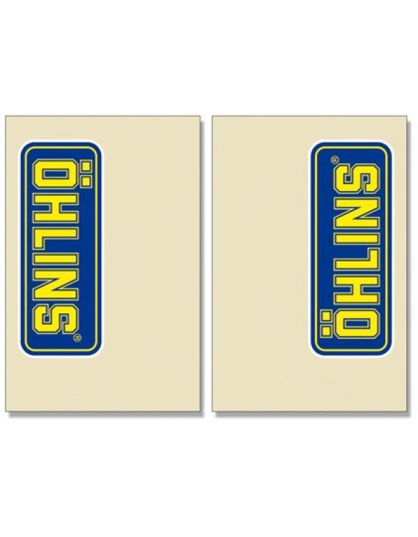 sticker protège fourche OHLINS