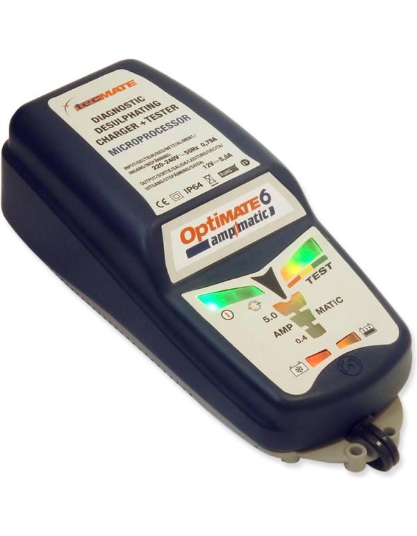 Chargeur de batterie 12V OptiMate 6