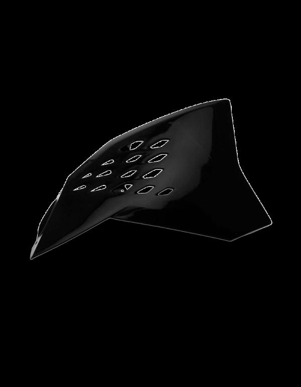 Ouïes de radiateur Noires KTM SX 07-10. EXC 08-10