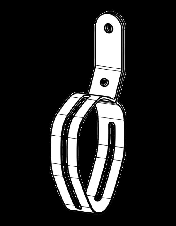 Collier Akrapovic P-MCCZ40X