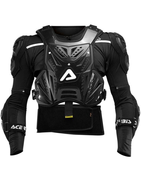 Protection intégrale enduro motocross Acerbis COSMO Avant Noir