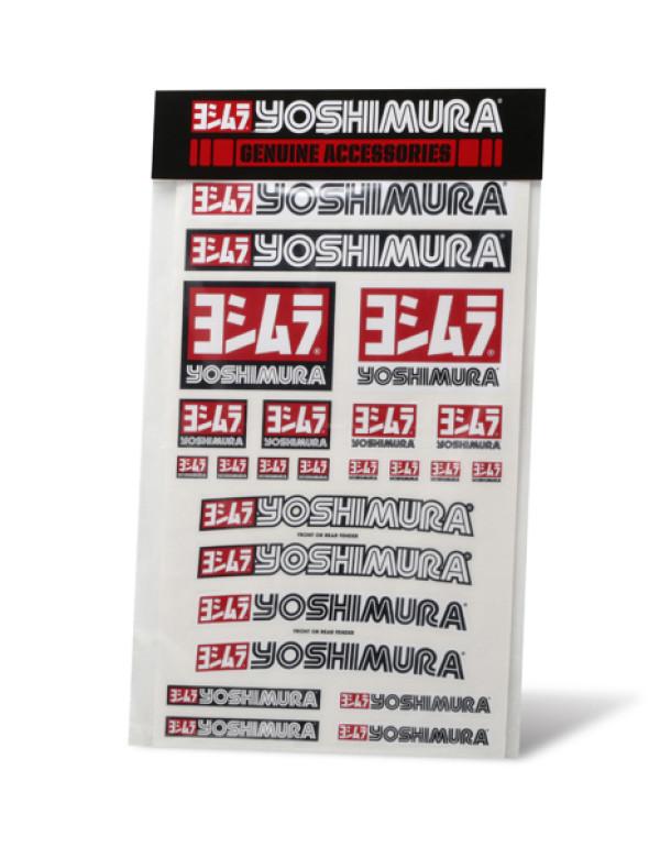 Planche de stickers Yoshimura 17103