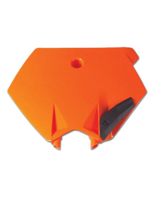 Plaque avant SX/SXF 03-06 - Orange