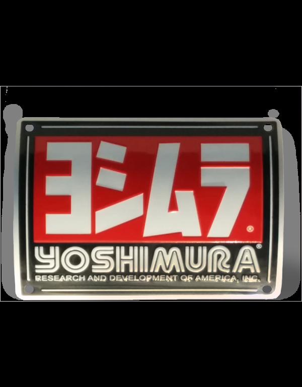 Plaque pour pot Yoshimura RS4
