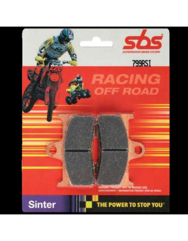 plaquettes SBS offroad racing 790RSI