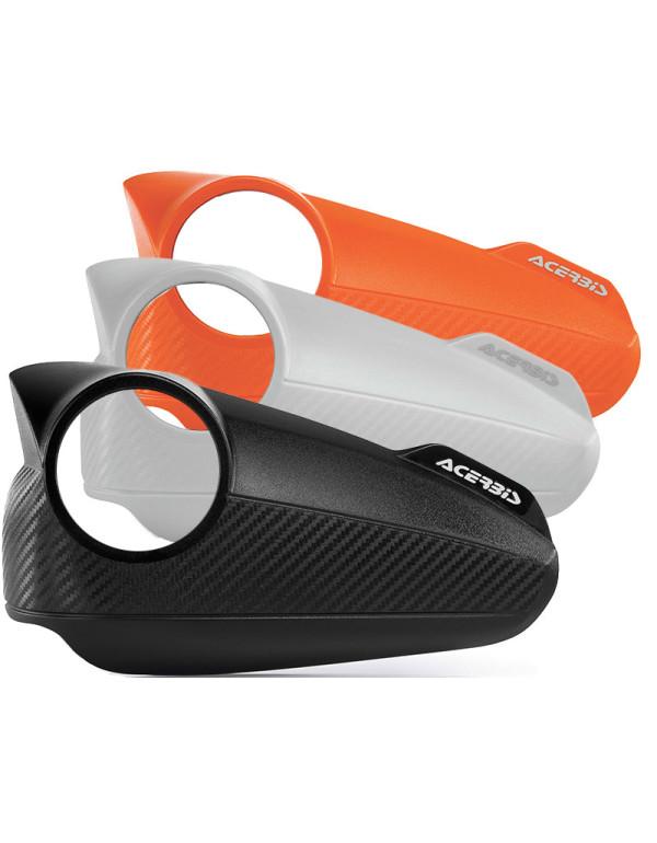 Plastiques de rechange pour protèges mains Acerbis Vision