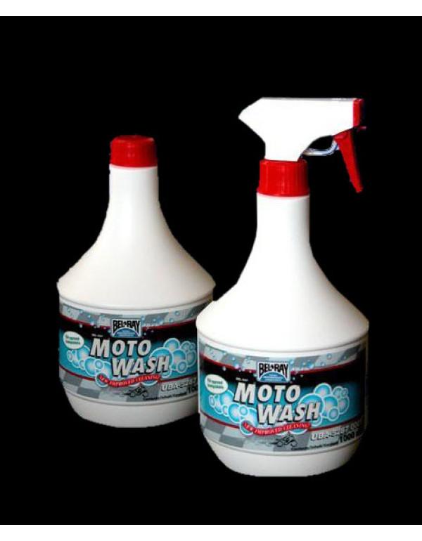 Produit nettoyant moto BelRay motowash