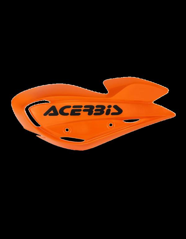 Protège mains UNIKO ATV - Plastique de remplacement ORANGE