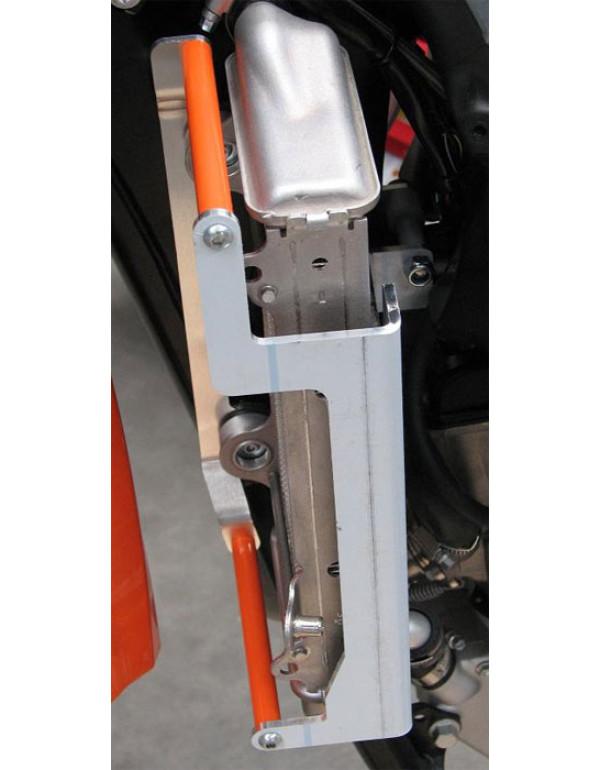 Protections de radiateurs AXP enduro cross KTM
