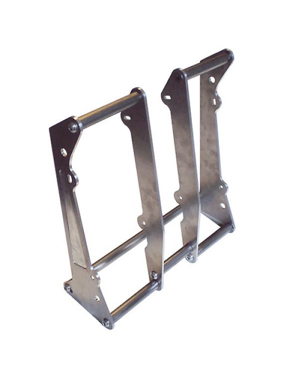 Protections radiateurs pour HUSQVARNA 125/250 WR 2003-2008
