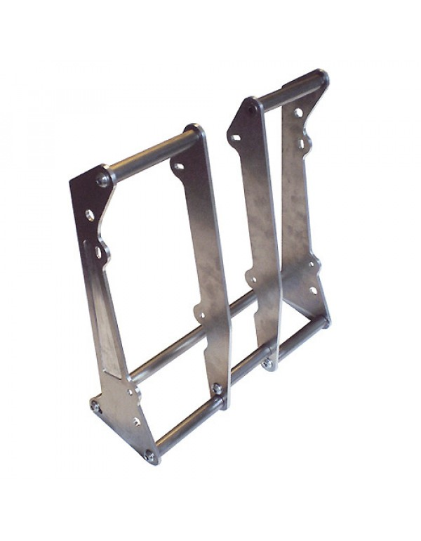 Protections radiateurs pour HUSQVARNA 250/450 TE 2003-2007