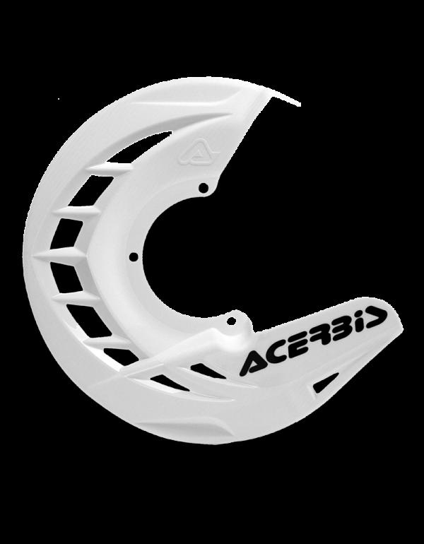 Protège-disque Acerbis X-Brake - BLANC