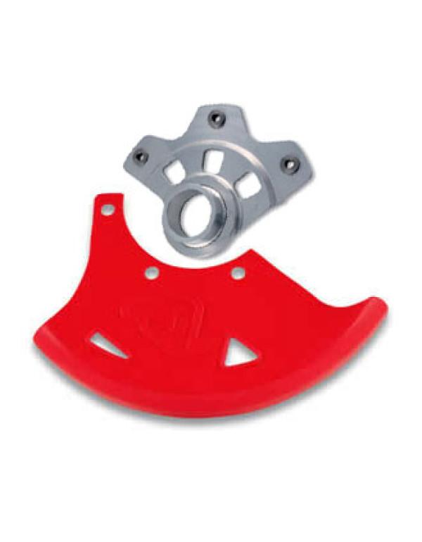 Protège-disque de frein arrière + kit de fixation