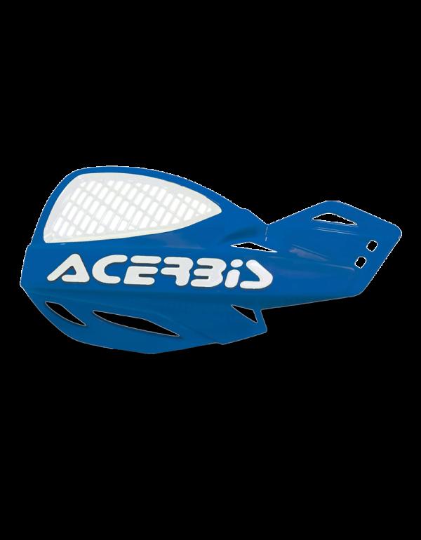 Protège-mains Uniko ventilés (la paire) - BLEU