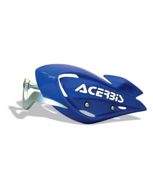 Protège mains UNIKO ATV -plastique de remplacement bleu
