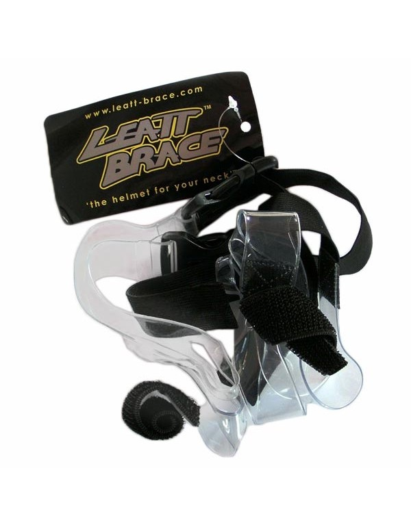 Sangle transparente pour Leatt Brace