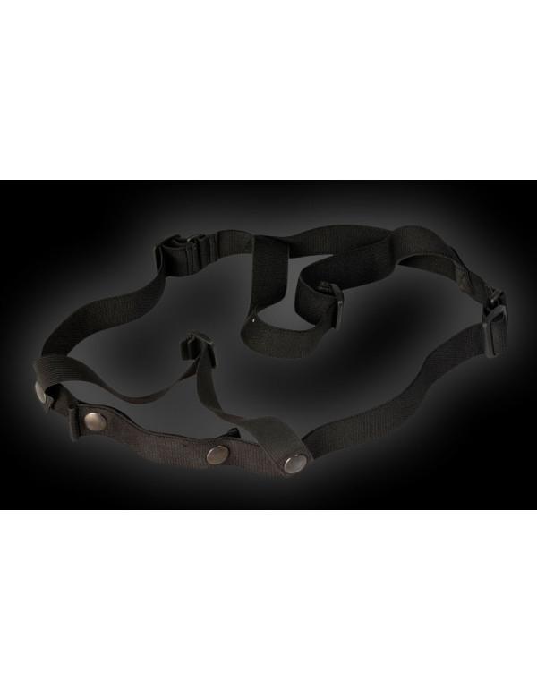 Sangles thoraciques pour Neck brace Alpinestars Bionic Carbone / SB